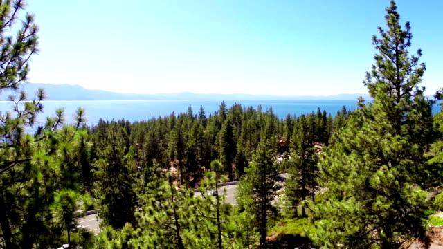 Lake Tahoe Aerial video