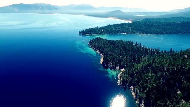Lake Tahoe peninsula
