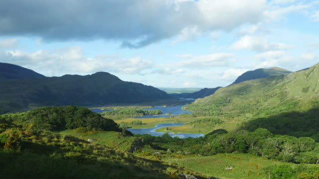 T/L Lakes Of Killarney As Seen From Ladies View video