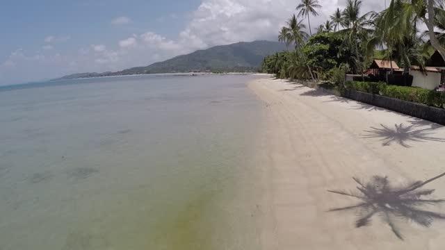 ラマイ ビーチ - サムイ島点の映像素材/bロール