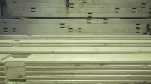 LVL Laminated Veneer Lumbe. Engineered stress-rated product video