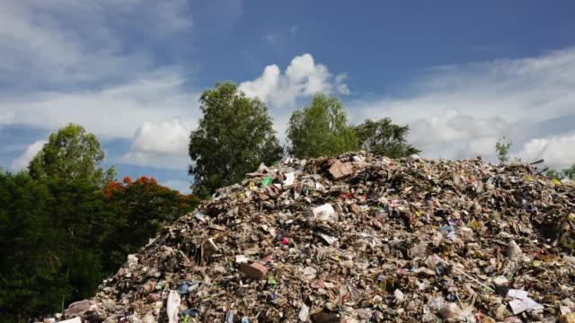 Landfill Time Lapse video