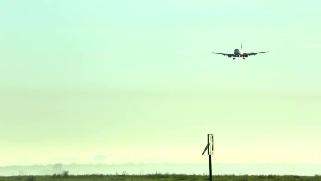 Landing video