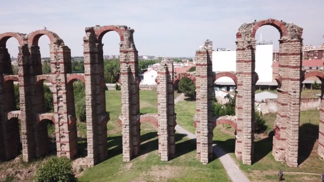 landmark in Merida - Aqueduct of the Miracles