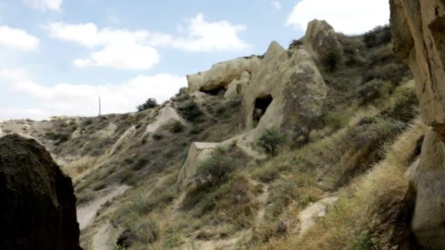 Landscape in Cappadocia video
