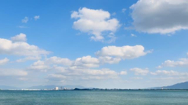 福岡市の風景 - 青空点の映像素材/bロール