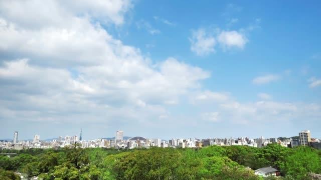 福岡市の風景 - 地域点の映像素材/bロール