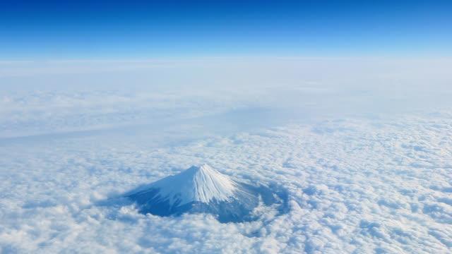 vidéos et rushes de paysage du mont fuji - fuji yama