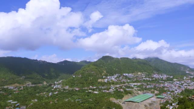 Landscape of Solan, Himachal Pradesh, India video