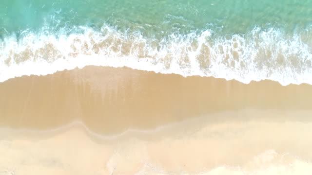 landscape of the beautiful sea - video