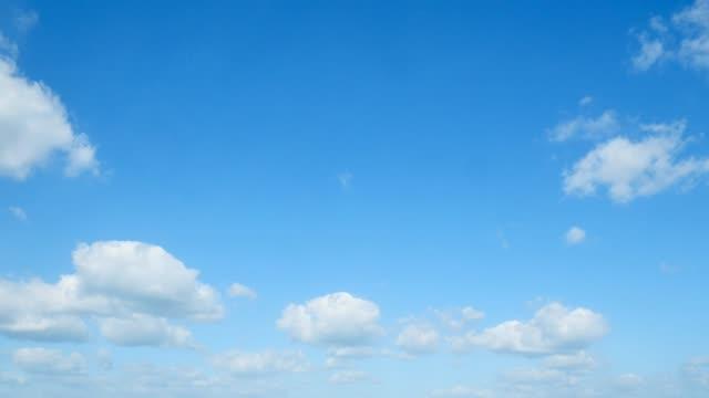 明確な空の風景 - 空点の映像素材/bロール