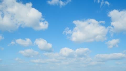 vídeos y material grabado en eventos de stock de paisaje del cielo claro - nube