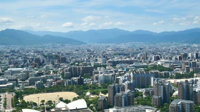 東京城市在日本的風景 - 城鎮 個影片檔及 b 捲影像