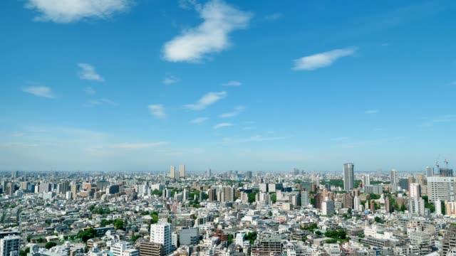 東京都心の風景 - 広大点の映像素材/bロール