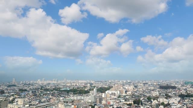 東京都心の風景 - sky点の映像素材/bロール