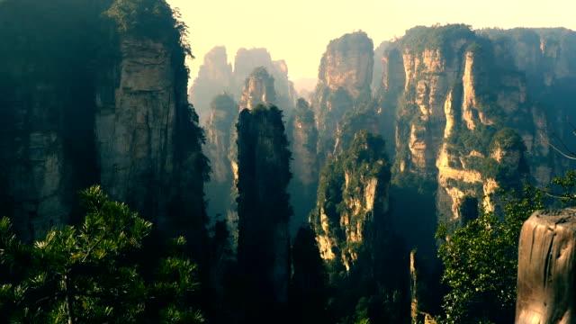 landscape of Zhangjiajie Wulingyuan