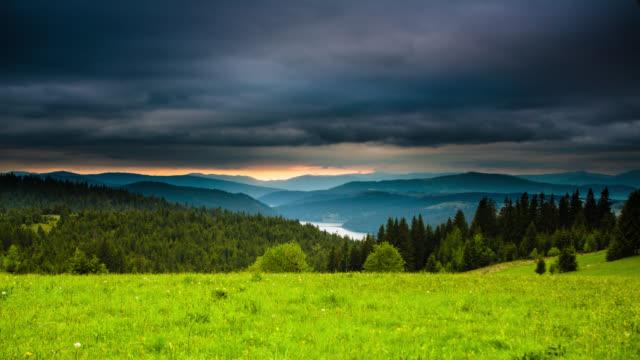 TIME LAPSE: Landscape video