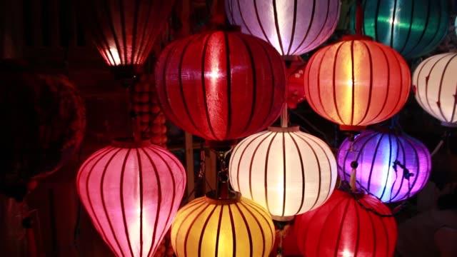 lantern festival - китайский фонарь стоковые видео и кадры b-roll