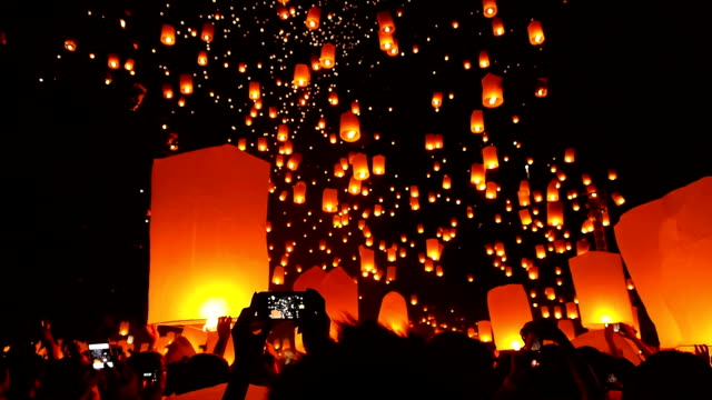 Lantern Traditional Festival video