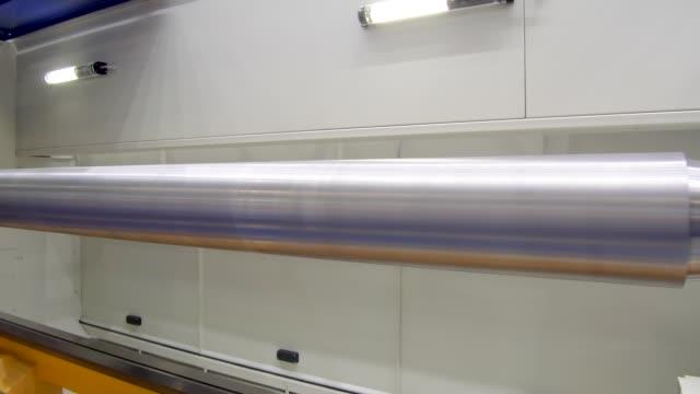 큰 긴 스틸 샤프트에 현대 cnc 선반 가공 - 척 드릴 부속품 스톡 비디오 및 b-롤 화면