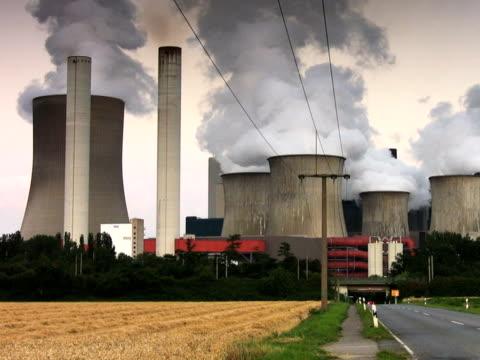 pal: large power station - klip uzunluğu stok videoları ve detay görüntü çekimi