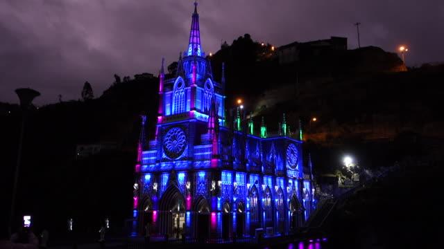 Las Lajas Sanctuary - Colombia