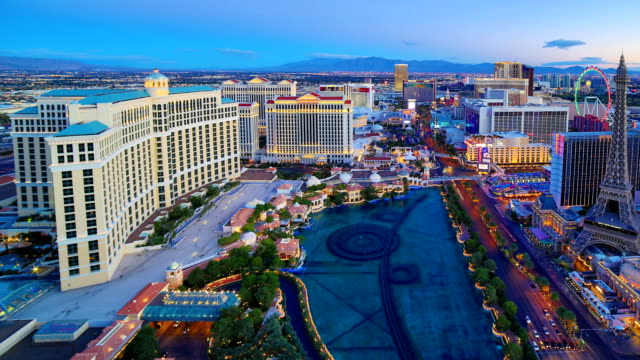 Las Vegas, NV Las Vegas, NV time lapse and real-time 4K footage series traffic time lapse stock videos & royalty-free footage