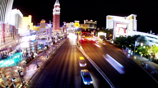 Las Vegas Strip 3 video
