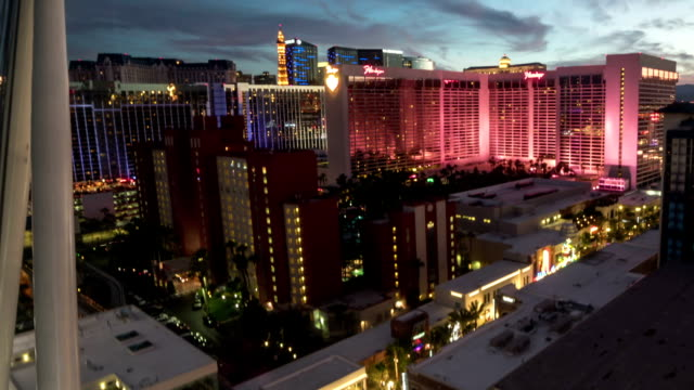 Las Vegas Strip Hyperlapse video
