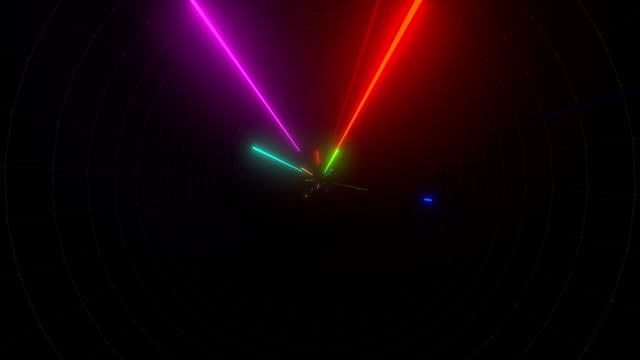 VJ Laser Light Gun Laser light gun seamlessly looping 3D animation for your video backgrounds, presentations, parties, music clips, nightclubs, fashion show stages. Also useful for motion designers, VJ editors or audio-visual event service providers laser stock videos & royalty-free footage
