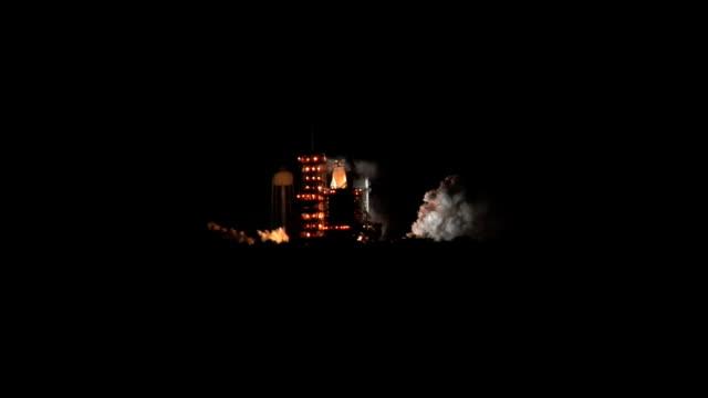 Last Night Shuttle Launch video