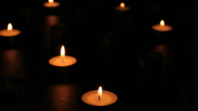 late spark candles video