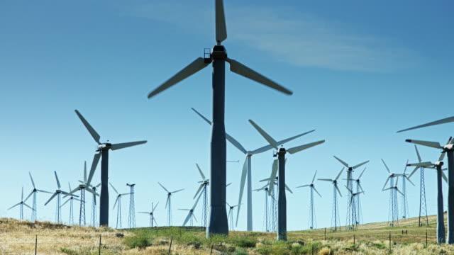 Lattice Tower Wind Turbines video