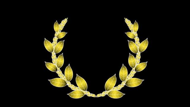 Laurel-Wreath video