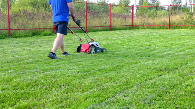Best Lawn Mower Stock Videos and Royalty-Free Footage - iStock