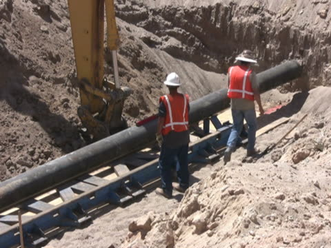 NTSC: Laying a Pipeline video