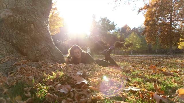 Lazy Autumn Days video