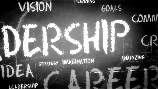 Leadership Background (Loopable) video