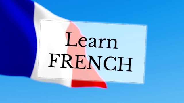 Learn French video