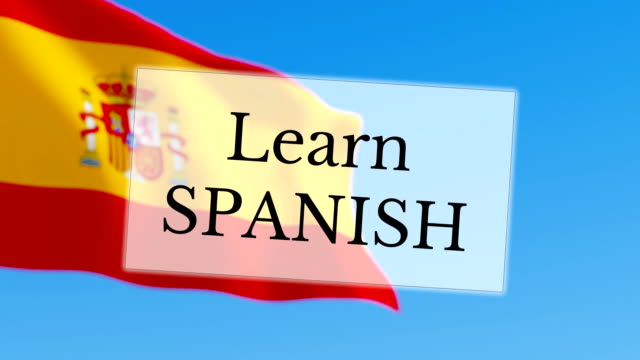 Learn Spanish video