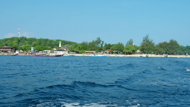 Leaving Gili Trawangan video