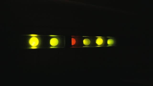 Led rays video