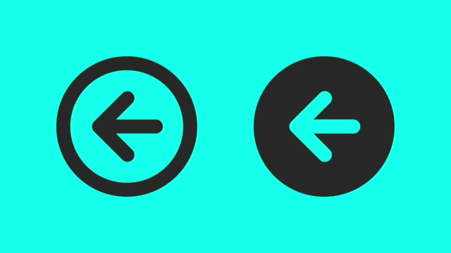 Left & Right - Vector Animate video