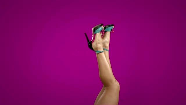 Pernas para o ar - vídeo