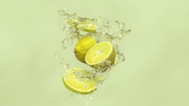 vídeos de stock, filmes e b-roll de limonada - tea drinks