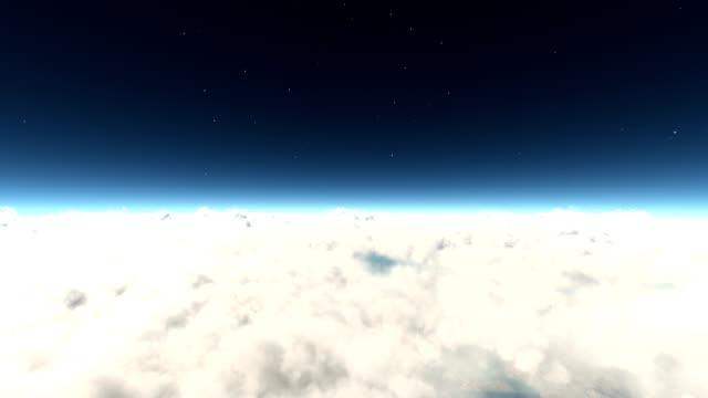 lending in planet 4k video
