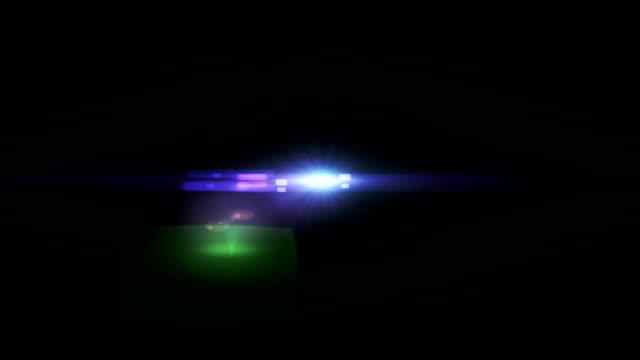 vidéos et rushes de lens flare - résolution 4k - instrument optique