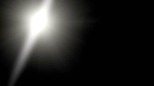 Lens Flare, Bokeh, Lights. video