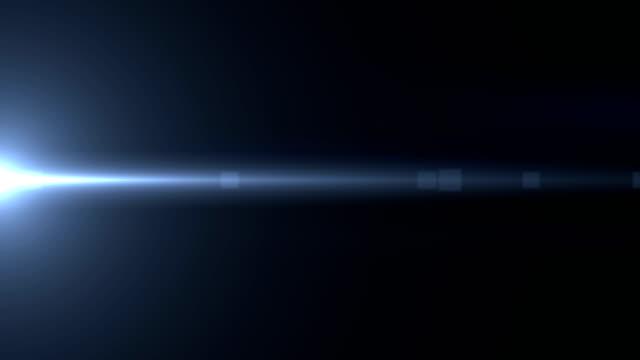vídeos de stock e filmes b-roll de lens flare, light leak, light transition, bokeh - lanterna elétrica