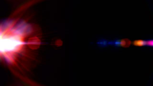 lens flare, optical flare, lights, transitions, film burns, light leak, film flashes, burn out - flara obiektywu filmów i materiałów b-roll